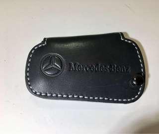 🚚 Benz 賓士轎車鑰匙保護套 鑰匙皮套 保證正品