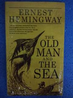 Novel The Old Man and The Sea by Ernest Hemingway