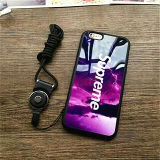 SUPREME THUNDER CASE❤(OPPO,SAMSUNG,VIVO and IPHONE)WITHOUT LACE