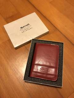 Marriott Passport holder