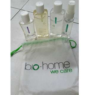 Bio Home (biodegradable) cleaner (set of 4)