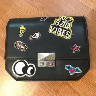 Zara Bag Patches