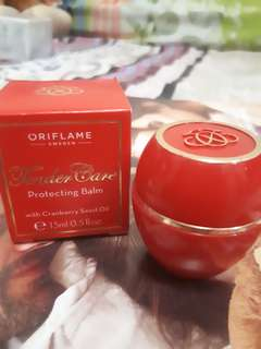 Tender care protecting balm with cranberry seed oil harga normal 45.000