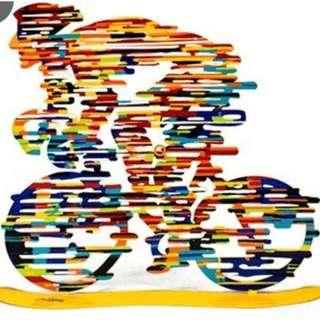 Gerstein Solo Cyclist