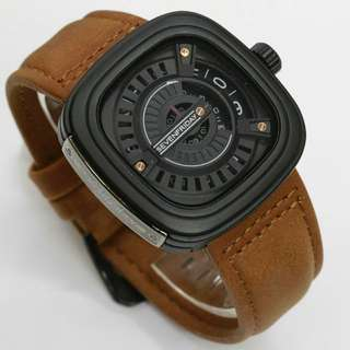 Jam tangan seven friday m2-1 premium + box