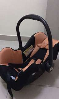 Baby basket carrier