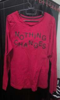 4 Longsleeve Shirt to letgo