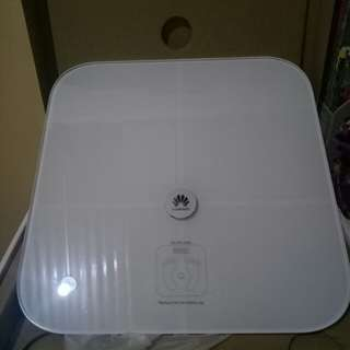 Huawei bluetooth weighing scale