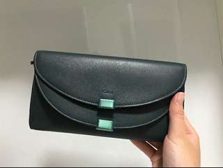 Chloe Georgia Long Wallet