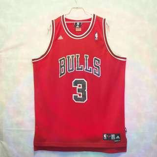 三件7折🎊 Adidas 公牛隊 球衣 運動背心 背心 紅 電繡logo 極稀有 老品 復古 古著 Vintage