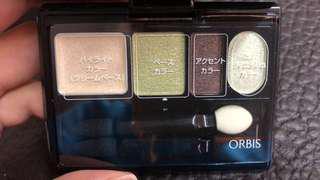 Orbis Eyeshadow 連鏡眼影盒