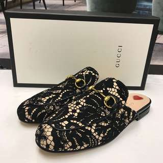 全新 Gucci Slippers