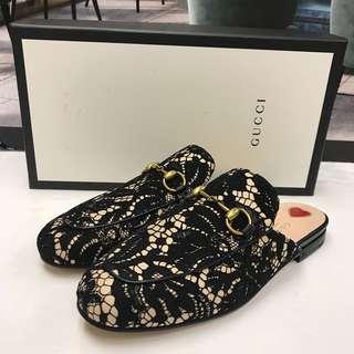全新 Gucci Slippers
