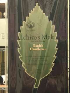 【日本威士忌】秩父 綠葉 (700ml)