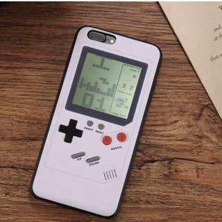 Authentic iPhone 7/8 Plus Real Game Boy Tetris Case Cover
