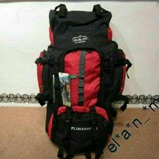 露營背囊C112 大容量尼龍大背囊 Backpack for camping