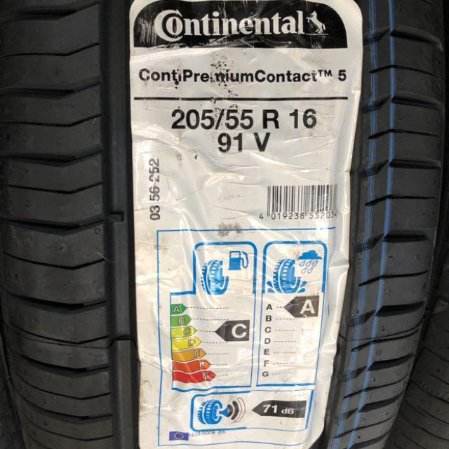2018 MEGA SALE!** Brand New Continental Premium Contact 5