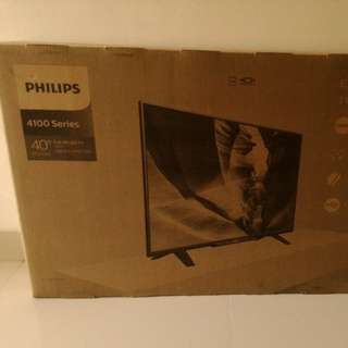 LED TV PHILIPS 40 inch NEW