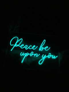 Customise Neon El light sign