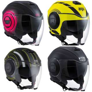 AGV fluid closeout sale