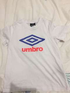 Umbro Cropped T-Shirt