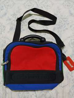 ORIGINAL! U.C. of Benetton travel bag