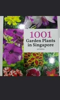 1001 Garden Plants of Singapore Book