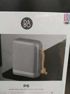 b&o p6 藍牙喇叭