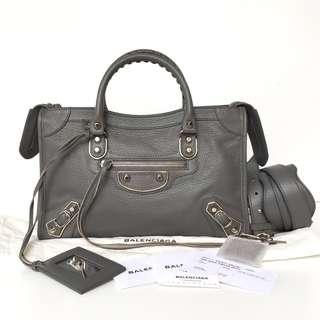 Authentic Balenciaga Small Classic Edge Bag