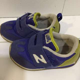 (Reduced price)New balance 3Y boy shoes