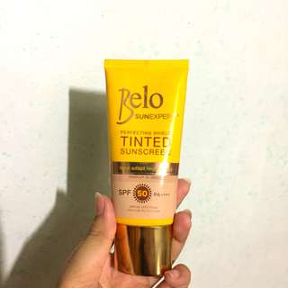 Belo sunscreen