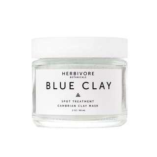 HERBIVORE BOTANICALS Blue Clay Mask