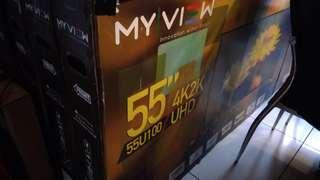"""55"""" UHD 4K2K 55U100 LED TV"""