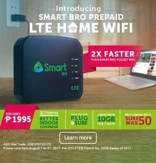 SMART LTE HOME