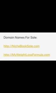 🔥[SALE] DOMAIN NAMES