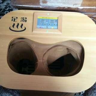 Kinkang foot sauna
