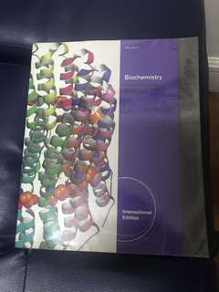 Biochemistry 5th edition Garett-Grisham internationalEdition