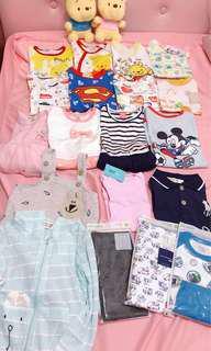 🚚 各款嬰兒服飾便宜賣