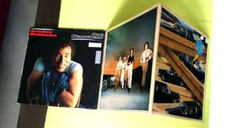 SMOKEY ROBINSON . one heartbeat ● SHERBET . ( buy 1 get 1 free )  Vinyl record