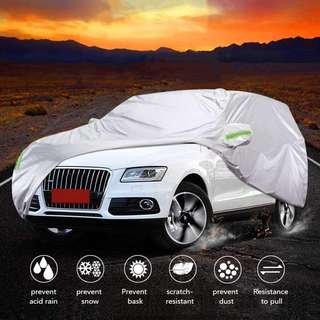 All Model, Tailor made, Car Cover, Protection cover Breathable Outdoor Indoor for all Season all weather Waterproof/Windproof/Dustproof/Scratch Resistant Outdoor UV Protection Fits