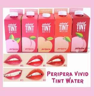 Peripera Vivid Tint Water 5.5ml