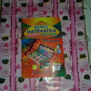 Kamus matematika smp