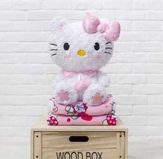 Hello Kitty Sakura 2 in 1 stuff toy