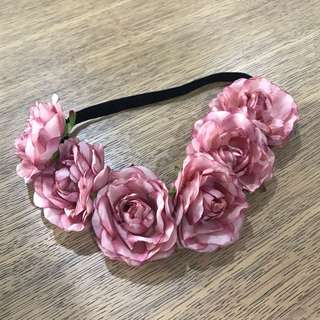 Flower Crown from H&M