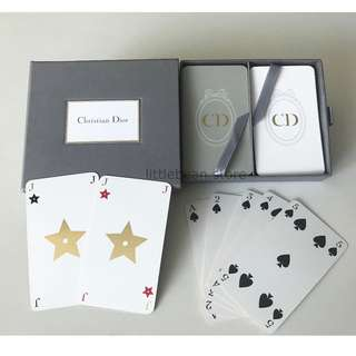 【Christian Dior】Playing Cards 撲克牌