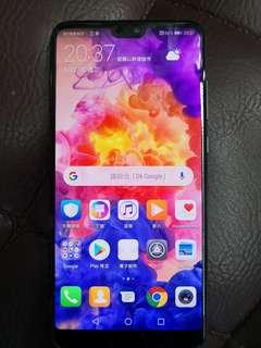 95%新華為Huawei P20 Pro 6G 128GB 單卡版