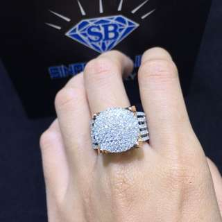 Cincin Cartier berlian