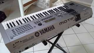 Yamaha Motif 6 Keyboard