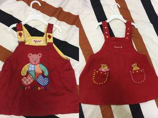 2 different cute dresses sell @ RM25 only!