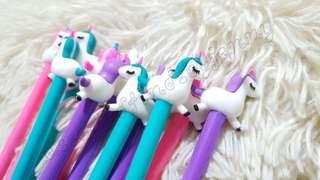 Unicorn ballpen set